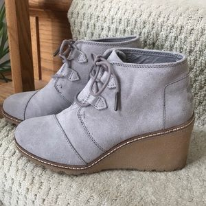 Toms wedges 7